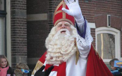 Sinterklaas bij de Marsch